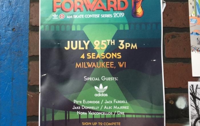 zumiez best foot forward skate contest