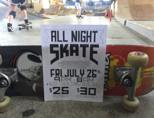 Lock-in July 26 (sk8 scoot bike blade)