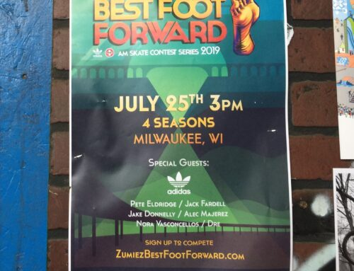 Zumiez Best Foot Forward 7/25/19 (free trip to finals)