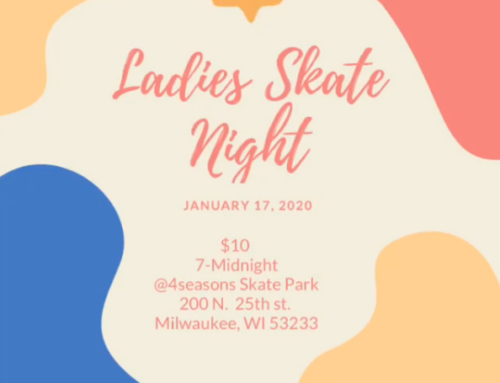 Ladies Sesh Friday January 17th
