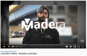 Look both ways, Julius and Taylor for Madera BMX and Dig BMX. edited by Jeff Klugiewicz.
